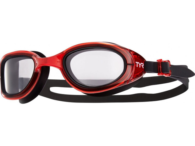 TYR Special Ops 2.0 Transition Goggles clear/red/black